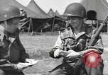 Image of 502nd Parachute Infantry Regiment, 101st Airborne Division England, 1944, second 7 stock footage video 65675060408