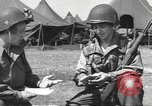 Image of 502nd Parachute Infantry Regiment, 101st Airborne Division England, 1944, second 8 stock footage video 65675060408