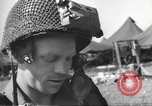 Image of 502nd Parachute Infantry Regiment, 101st Airborne Division England, 1944, second 9 stock footage video 65675060408