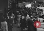 Image of women shop for hosiery during World War II in England United Kingdom, 1944, second 4 stock footage video 65675060411