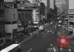 Image of Myrtle Avenue Brooklyn New York USA, 1947, second 2 stock footage video 65675060414