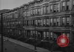 Image of Brooklyn Park Slope and Prospect Park landmarks Brooklyn New York USA, 1947, second 6 stock footage video 65675060415