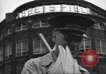 Image of Fans at Ebbets Field Brooklyn Dodgers baseball game Brooklyn New York USA, 1947, second 5 stock footage video 65675060417