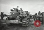 Image of Allied forces ashore following D-day invasion Normandy France, 1944, second 2 stock footage video 65675060419