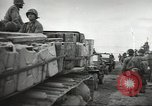 Image of Allied forces ashore following D-day invasion Normandy France, 1944, second 6 stock footage video 65675060419