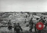 Image of Allied forces ashore following D-day invasion Normandy France, 1944, second 7 stock footage video 65675060419