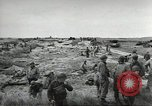 Image of Allied forces ashore following D-day invasion Normandy France, 1944, second 8 stock footage video 65675060419
