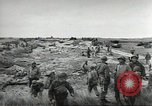 Image of Allied forces ashore following D-day invasion Normandy France, 1944, second 9 stock footage video 65675060419
