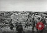 Image of Allied forces ashore following D-day invasion Normandy France, 1944, second 10 stock footage video 65675060419