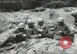Image of Allied forces ashore following D-day invasion Normandy France, 1944, second 12 stock footage video 65675060419