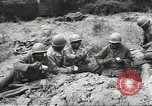 Image of Allied forces ashore following D-day invasion Normandy France, 1944, second 14 stock footage video 65675060419