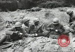 Image of Allied forces ashore following D-day invasion Normandy France, 1944, second 15 stock footage video 65675060419