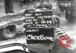 Image of Allied troops Cherbourg France, 1944, second 1 stock footage video 65675060428