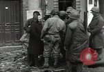 Image of Allied troops Cherbourg France, 1944, second 3 stock footage video 65675060428