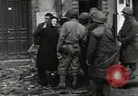 Image of Allied troops Cherbourg France, 1944, second 4 stock footage video 65675060428