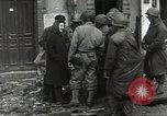 Image of Allied troops Cherbourg France, 1944, second 7 stock footage video 65675060428