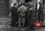 Image of Allied troops Cherbourg France, 1944, second 8 stock footage video 65675060428