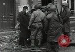 Image of Allied troops Cherbourg France, 1944, second 9 stock footage video 65675060428