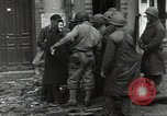 Image of Allied troops Cherbourg France, 1944, second 10 stock footage video 65675060428