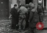 Image of Allied troops Cherbourg France, 1944, second 12 stock footage video 65675060428