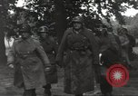 Image of General Joseph Lawton Collins Cherbourg France, 1944, second 3 stock footage video 65675060429