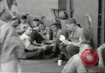 Image of USS Lexington CV-16 Pacific Ocean, 1945, second 4 stock footage video 65675060439