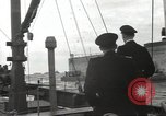 Image of Royal Navy Phoenix units English Channel, 1944, second 12 stock footage video 65675060440