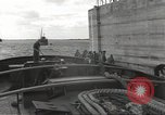 Image of Phoenix unit English Channel, 1944, second 9 stock footage video 65675060442