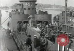 Image of United States troops Plymouth England, 1944, second 1 stock footage video 65675060444