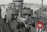 Image of United States troops Plymouth England, 1944, second 2 stock footage video 65675060444
