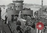Image of United States troops Plymouth England, 1944, second 3 stock footage video 65675060444