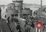 Image of United States troops Plymouth England, 1944, second 4 stock footage video 65675060444
