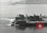 Image of United States Rhino barge Plymouth England, 1944, second 2 stock footage video 65675060445