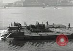 Image of United States Rhino barge Plymouth England, 1944, second 4 stock footage video 65675060445