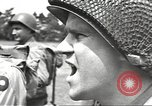 Image of Allied troops United Kingdom, 1944, second 7 stock footage video 65675060453