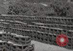Image of United States munitions dump North Africa, 1943, second 8 stock footage video 65675060465