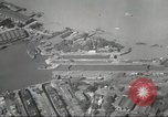 Image of harbor Calcutta India, 1945, second 8 stock footage video 65675060484