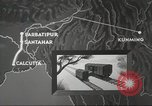 Image of United States troops Chabua India, 1945, second 10 stock footage video 65675060489