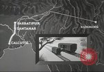 Image of United States troops Chabua India, 1945, second 11 stock footage video 65675060489