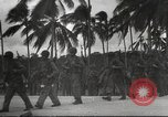Image of United States troops Guadalcanal Solomon Islands, 1943, second 1 stock footage video 65675060495