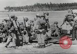 Image of United States troops New Georgia Island Solomon Islands USA, 1943, second 8 stock footage video 65675060497