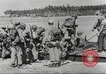 Image of United States troops New Georgia Island Solomon Islands USA, 1943, second 9 stock footage video 65675060497