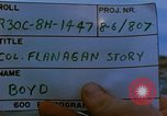 Image of Preston S Flanagan Vietnam, 1967, second 8 stock footage video 65675060507