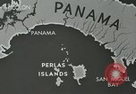 Image of jungle San Jose Island Panama, 1944, second 2 stock footage video 65675060515