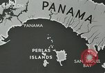 Image of jungle San Jose Island Panama, 1944, second 4 stock footage video 65675060515