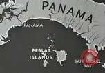 Image of jungle San Jose Island Panama, 1944, second 5 stock footage video 65675060515