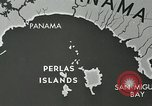 Image of jungle San Jose Island Panama, 1944, second 6 stock footage video 65675060515