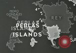 Image of jungle San Jose Island Panama, 1944, second 8 stock footage video 65675060515