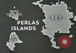 Image of jungle San Jose Island Panama, 1944, second 11 stock footage video 65675060515