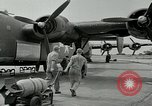 Image of B-24 Liberator bombers San Jose Island Panama, 1944, second 3 stock footage video 65675060522